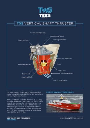 T3 S Product Leaflet